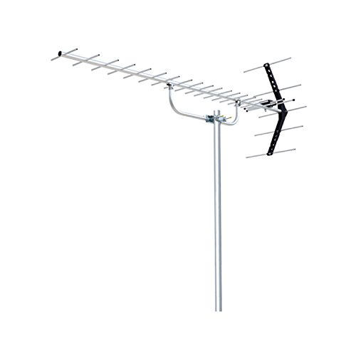 DXアンテナ 地上デジタルアンテナ 八木式 UHFローチャンネル (20素子相当) 中電界用 UL20