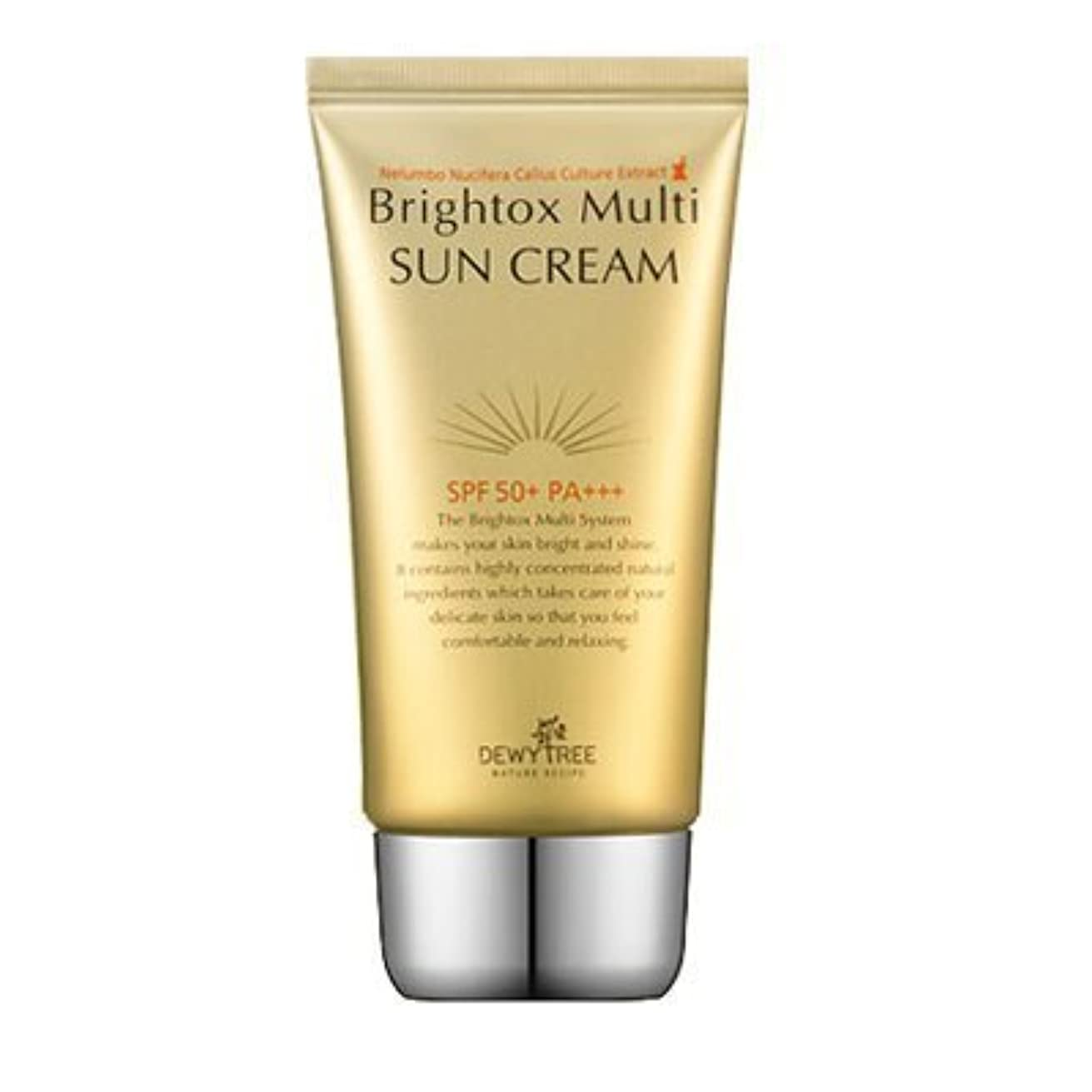 教協定白菜Dewytree Brightox Multi SUN CREAM SPF50+, PA+++50ml
