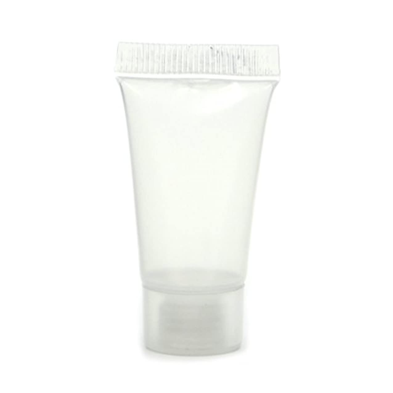 ファーザーファージュ誠実最初にAngelakerry ハンドクリーム用チューブ クリア 8ml 手作り化粧品 手作りコスメ 化粧品容器 20本セット [並行輸入品]