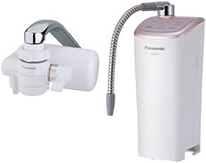 パナソニック アルカリイオン整水器 ピンクゴールド調 TK-AJ11-PN