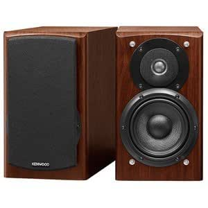 JVCケンウッド Speaker System (木目) LS-K901-M