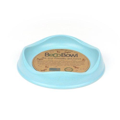 犬 猫の食器 ベコボウル BecoBowl XS ブルー