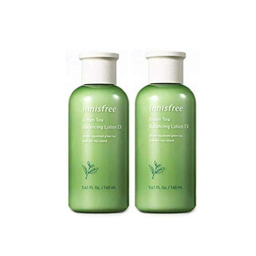 記憶に残る合意酸っぱいイニスフリーグリーンティーバランシングローション160mlx 2本セット水分ローション韓国コスメ、innisfree Green Tea Balancing Lotion 160ml x 2ea Set Korean Cosmetics...