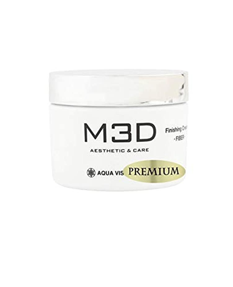 ソーダ水曲線良性【P】M3D ヘアクリーム ファイバー 内容量50g