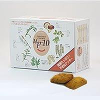【ホートク食品】10種の穀物クッキー「不老仙クッキー」 (16箱セット・約6ヶ月分)
