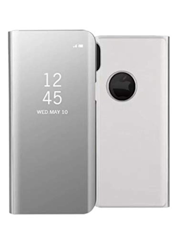匹敵します倫理エクステント[アイ?エス?ピー]isp 正規品 スマホケース iPhoneXS/XS Max/XR/X/8/7/6s plus/5se 専用 カバー 手帳型 耐衝撃 スタンド機能 ミラー メッキ クリア 鏡面