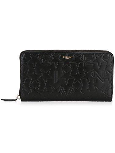 (ジバンシィ) Givenchy logo embossed wallet メンズラウンドファスナー長財布 (並行輸入品) buyedgy