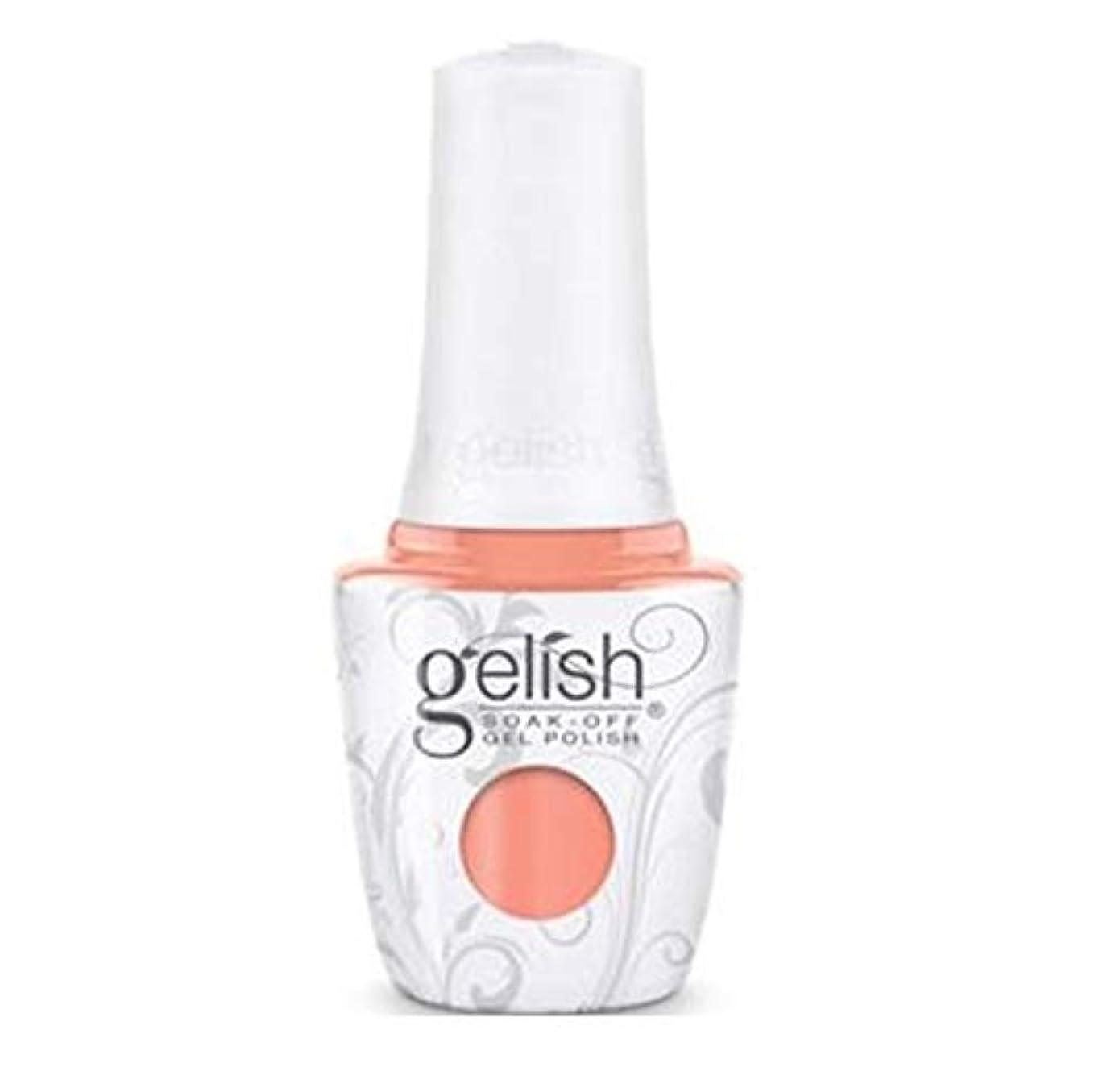 田舎残基宿題Harmony Gelish - The Color of Petals - Young, Wild & Free-sia - 15 mL / 0.5 oz