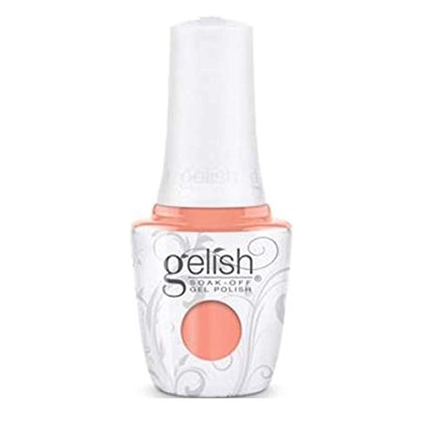 重要な役割を果たす、中心的な手段となる幹ミュウミュウHarmony Gelish - The Color of Petals - Young, Wild & Free-sia - 15 mL / 0.5 oz