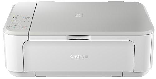 Canon インクジェットプリンター複合機 PIXUS MG3630 WH ホワイト