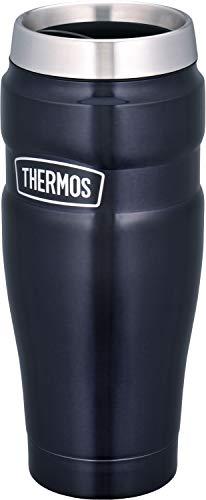 サーモス タンブラー ミッドナイトブルー 0.47L 真空断熱タンブラー ROD-001 MDB