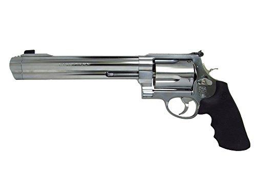 タナカ Smith&Wesson M500 .500Magnum 8-3/8inch Stainless Ver.2 モデルガン完成品