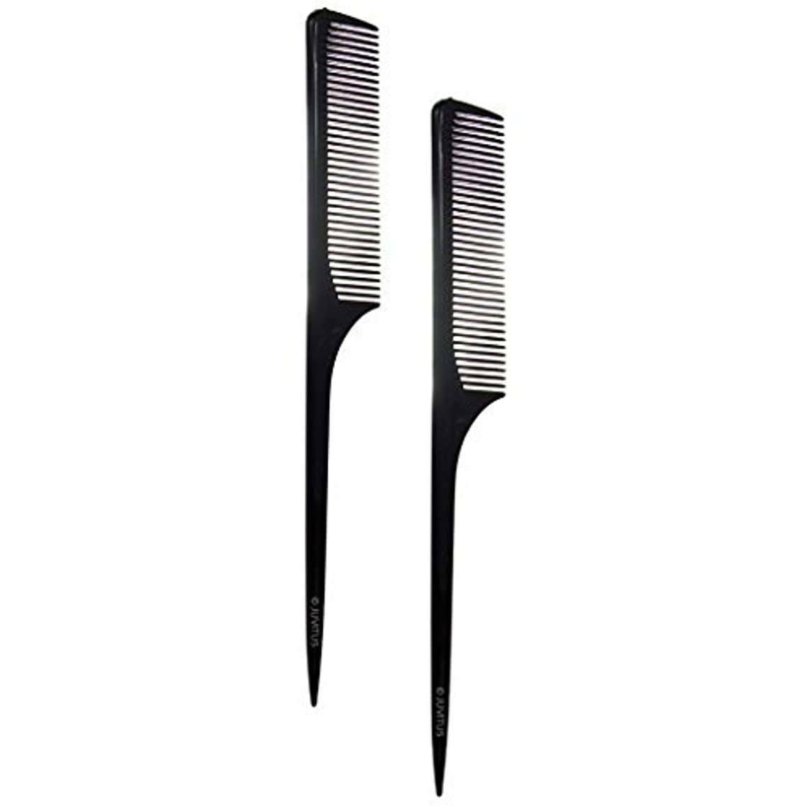 フリッパー禁じる重くするFine Tooth Teasing Tail Comb 9