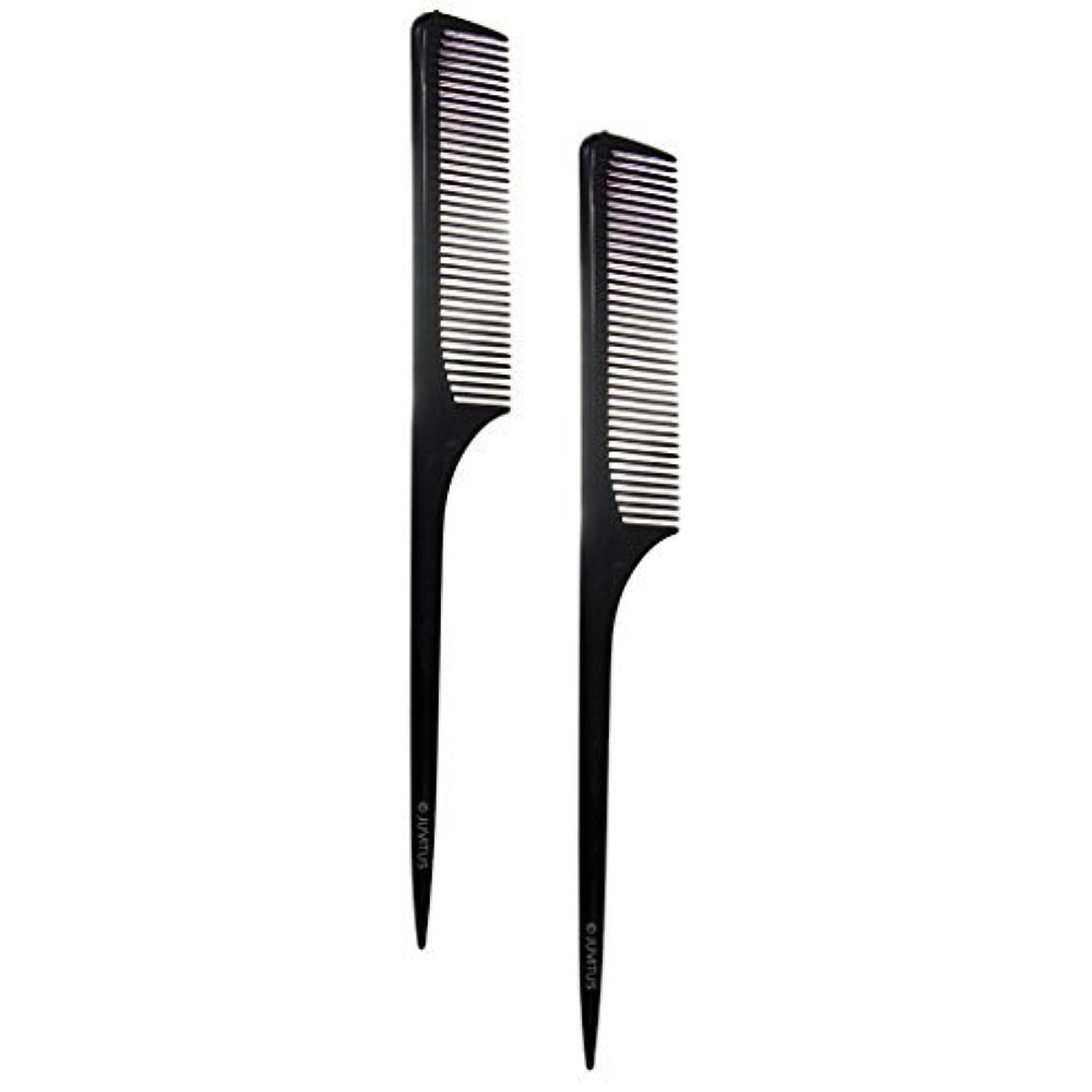 ロデオ消毒する休戦Fine Tooth Teasing Tail Comb 9