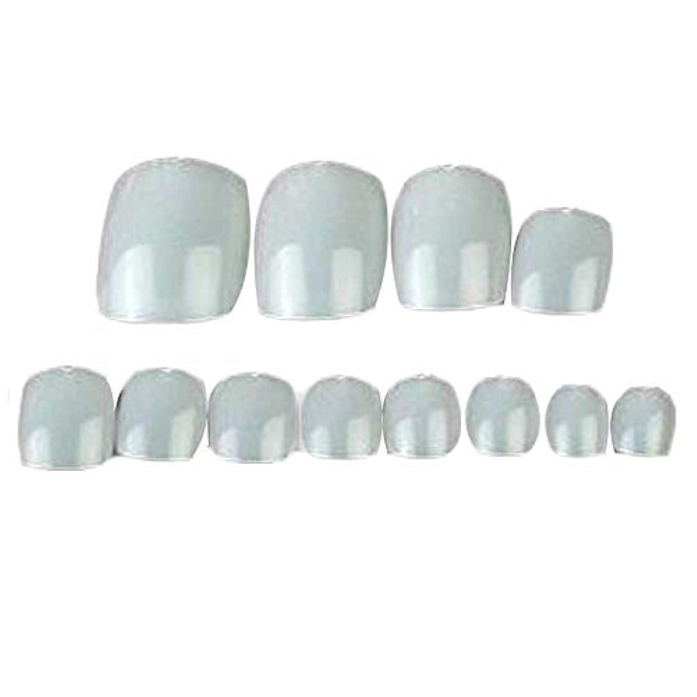 高潔な賞賛する机500個のナチュラルカラー人工爪のヒントフルカバー偽爪