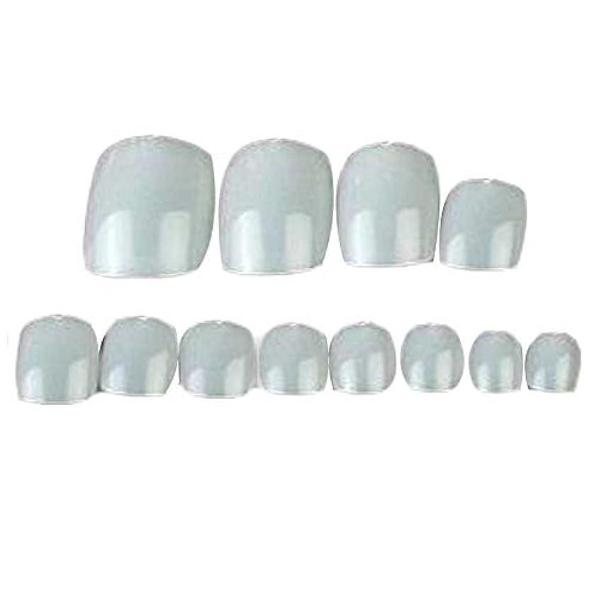 宮殿不適当昼間500個のナチュラルカラー人工爪のヒントフルカバー偽爪