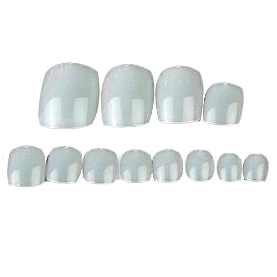 減る彼ら悲惨500個のナチュラルカラー人工爪のヒントフルカバー偽爪