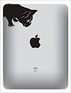 iPad 対応 アートステッカー - Pug - 【並行輸入品】