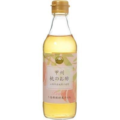 テンヨ 甲州桃のお酢 330ml