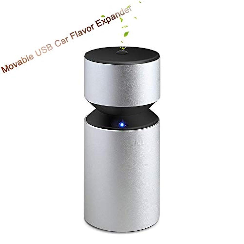 追い付く蒸気政府車のアロマセラピーマシン、USB充電車のアロマセラピーマシン、ミニ3.0 USB充電式アロマセラピーアロマ用充電式ネブライザー