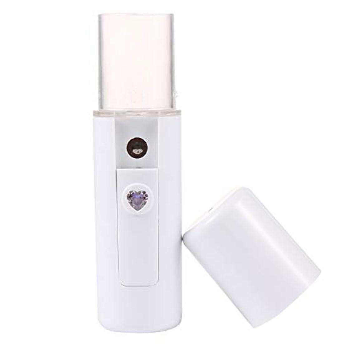 ガイダンスキネマティクスミリメートルIntercoreyの水噴霧器L3 USBの再充電可能な水噴霧器の携帯用表面保湿の美装置