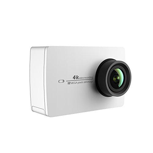 YI 4K アクションカメラ スポーツカメラ ウェアラブルカメ...