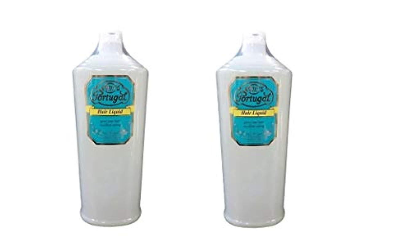 ブリッジ刺繍タンパク質4711 ポーチュガル ヘアリキッド 950ml 2個入り