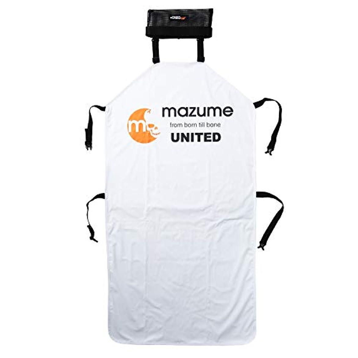 世論調査純度恐ろしいMAZUME(マズメ) PUシートカバー MZAS-317-02 ホワイト