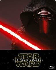 Star Wars: The Force Awakens SteelBook with Bonus Content - Blu Ray + DVD + Digital HD【DVD】 [並行輸入品]