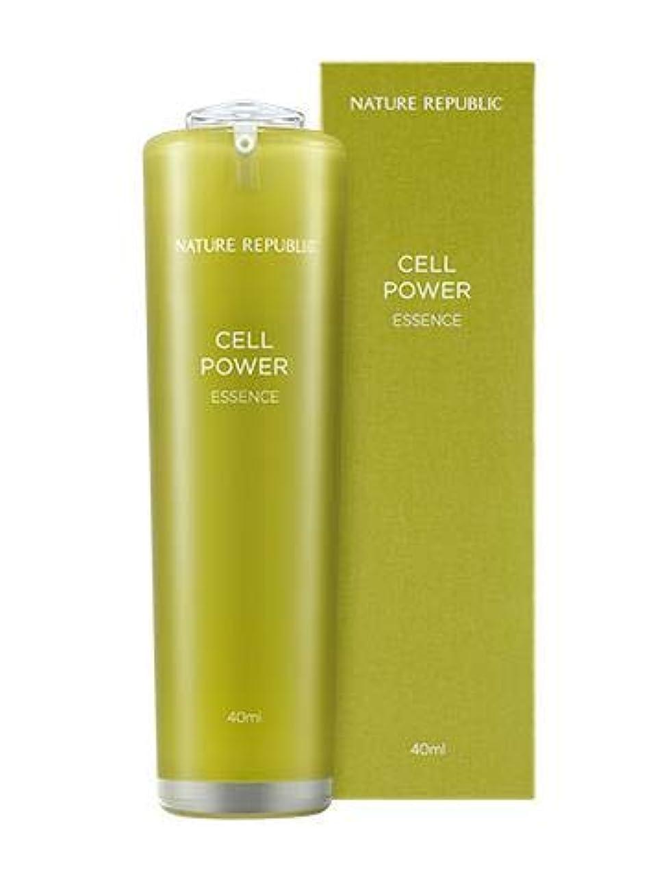 降臨香ばしいけん引Nature Republic Cell Power Essence ネイチャーリパブリック セルパワー エッセンス [並行輸入品]