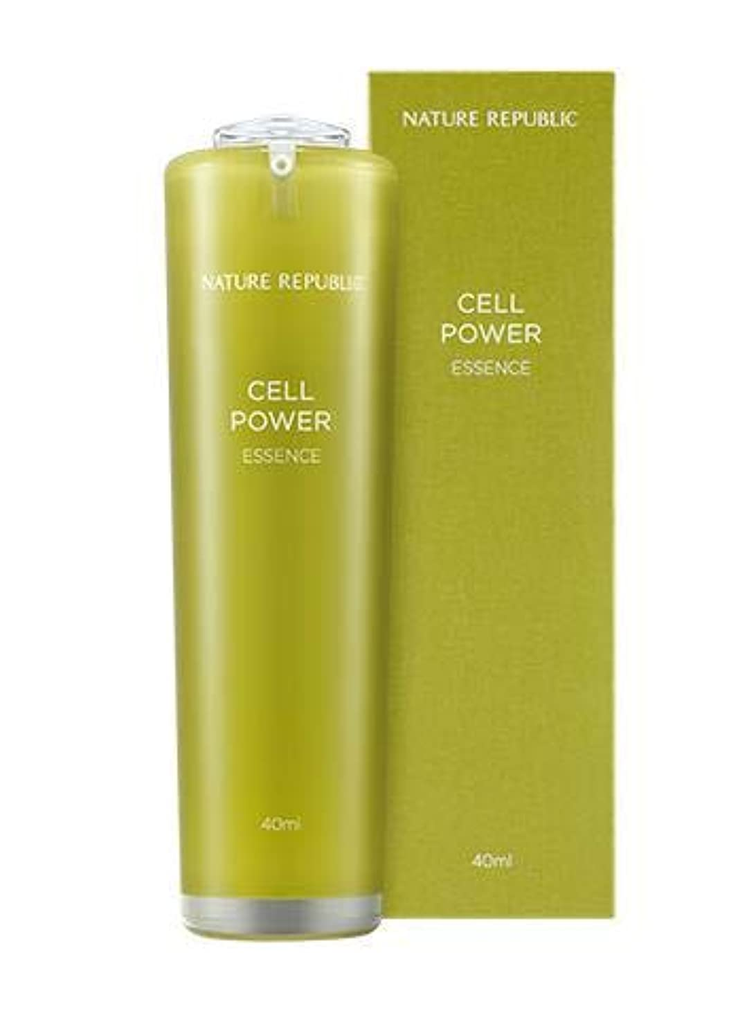 気分が良いカフェ検証Nature Republic Cell Power Essence ネイチャーリパブリック セルパワー エッセンス [並行輸入品]