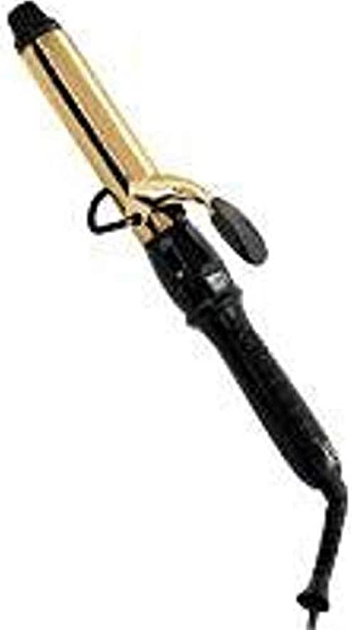 背骨感覚先にAIVIL(アイビル) D2アイロン ゴールドバレル(I-D2G2502)25mm
