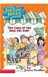 The Case of the Best Pet Ever (Jigsaw Jones Mysteries (Pb))