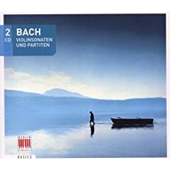 カール・ズスケ演奏 バッハの無伴奏ヴァイオリンのためのソナタとパルティータ全曲の商品写真