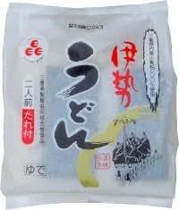 まっ黒タレとやわらか麺 伊勢うどん(タレ付き) 1袋2人前×3袋入り | うどん 通販