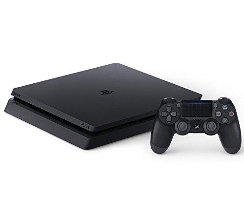 PlayStation 4 ジェット・ブラック 1TB (C...