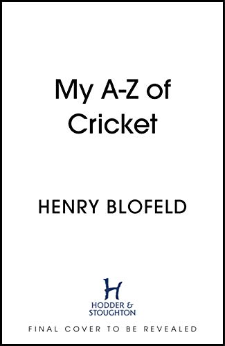 My A-Z of Cricket (English Edition)
