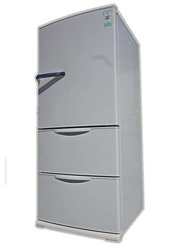 アクア 272L 3ドア冷蔵庫(ナチュラルホワイト)AQUA AQR-271D-W