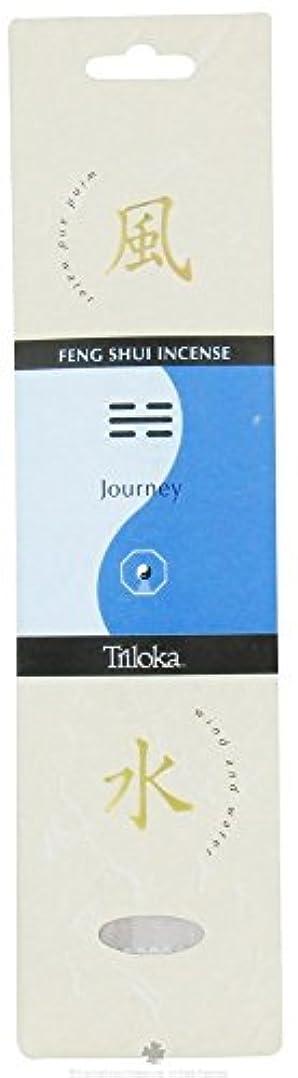 代表団盲信著作権Feng Shui Incense – Journey