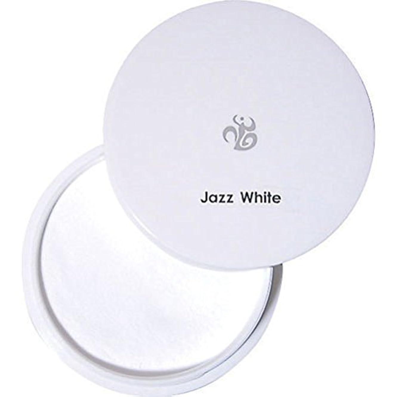 レコーダー置くためにパック夫婦パウダー ジャズホワイト 20g