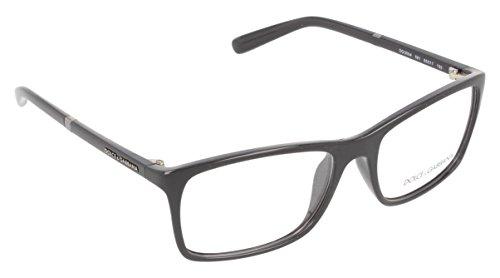 (ドルチェ&ガッバーナ) DOLCE&GABBANA メガネフレーム マットブラック 眼鏡 めがね 0DG-5004-2616 [並行輸入品]