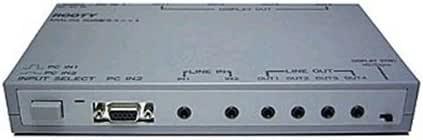 電波新聞社 ROOTY アナログRGB分配ユニット DP3913349
