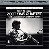 Zoot at Ease [Import, From US] / Zoot Sims, Grady Tate, Louis Bellson, Hank Jones, Milt Hinton (CD - 1999)
