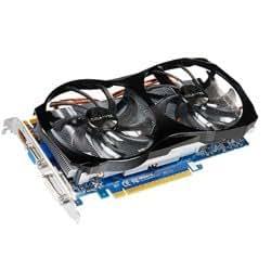 GIGABYTE グラフィックボード NVIDIA GeForce GTX550Ti 1GB PCI-E WindForceX2 GV-N550WF2-1GI