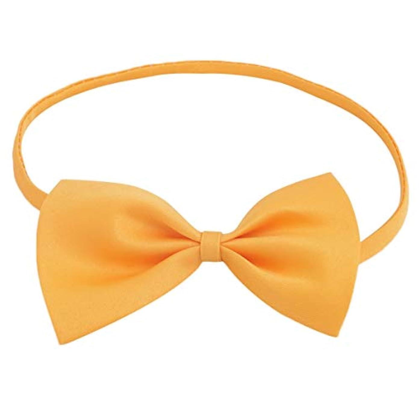 おもてなしレッスンTivollyff 新しい男の子女の子子供蝶英国スタイルのネクタイソリッドボウタイプレネクタイ縛ら子供結婚式パーティーサテン蝶ネクタイヴィンテージホット
