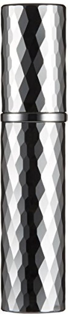 ウルル広告ナチュラ25102 メタルアトマイザー 17㎜径 ダイヤカット シルバー