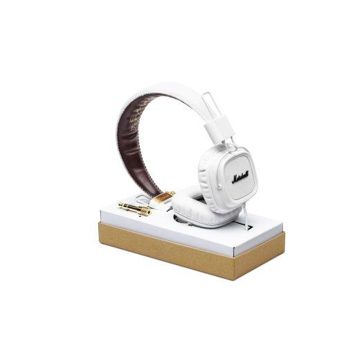 MARSHALL HEADPHONES マーシャルヘッドフォン MAJOR FX メジャーFX [ White/ホワイト ] 1年間保証