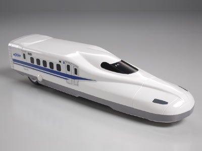 ミニ四駆限定 楽しいトレイン N700系 試作車Z0編成 94604