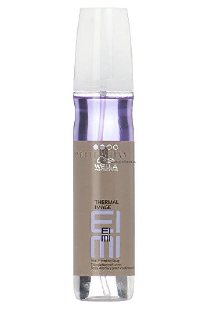 スペード冷酷な取得Wella EIMI Thermal Image - Heat Protection Spray 150 ml [並行輸入品]