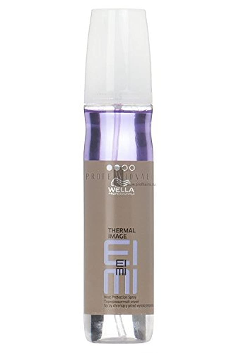 住む無意味適合しましたWella EIMI Thermal Image - Heat Protection Spray 150 ml [並行輸入品]